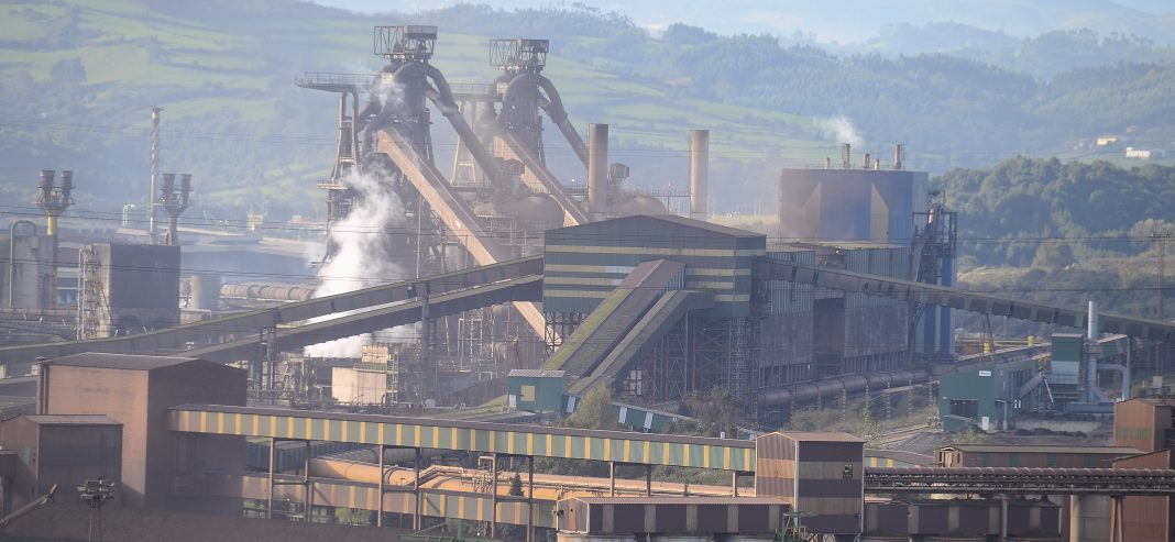 La planta de Arcelor