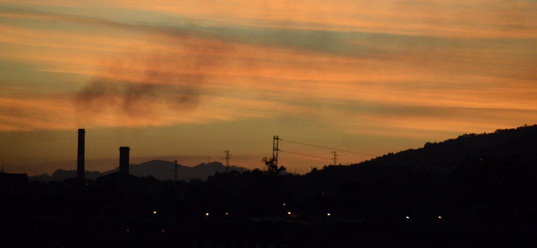 Contaminación en la zona industrial de Xixón