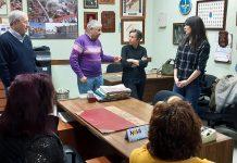 """Reunión de Podemos-Equo Xixón y la asociación vecinal """"Los Ríos"""""""