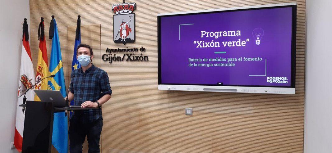 Juan Chaves, en rueda de prensa