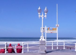 Socorristas Playa San Lorenzo