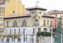 Vista de la Casa Paquet