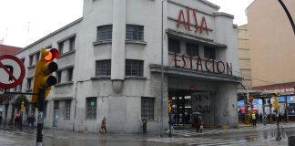 Estación de autobuses de Xixón